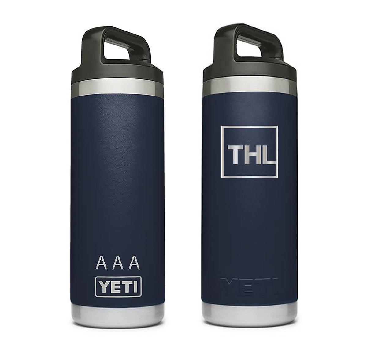 THL Personalized Yeti 18 oz Navy
