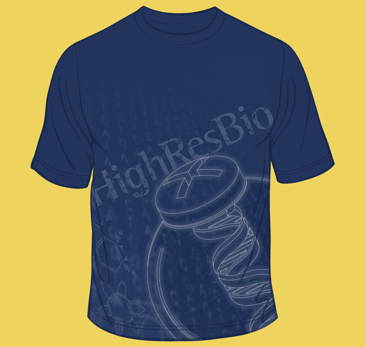 HighRes BioSolutions T-shirt