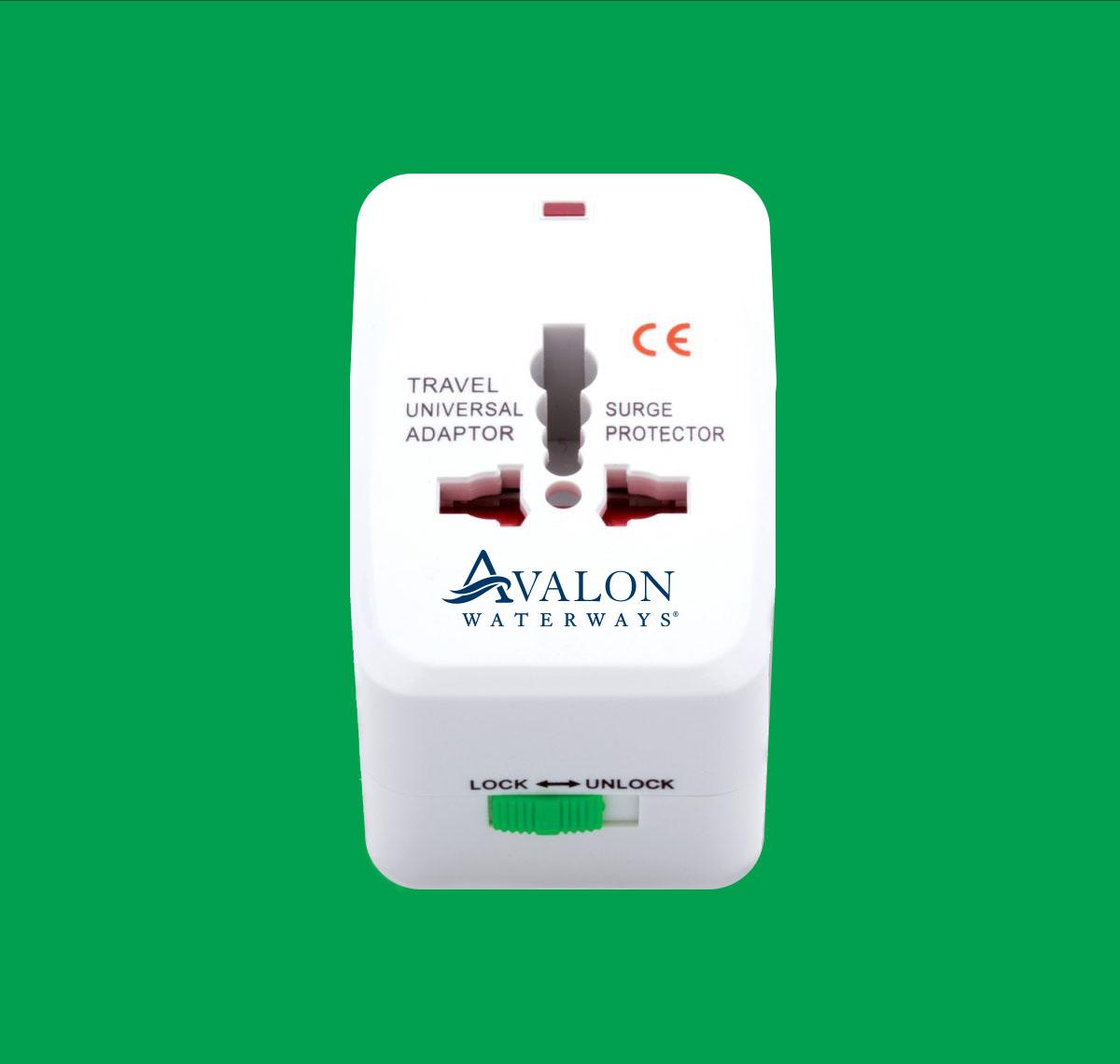 Avalon Travel Adapter