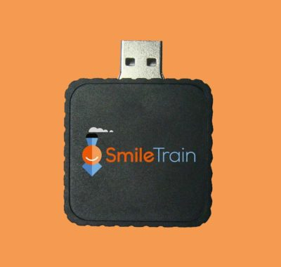 SmileTrain flashdrive