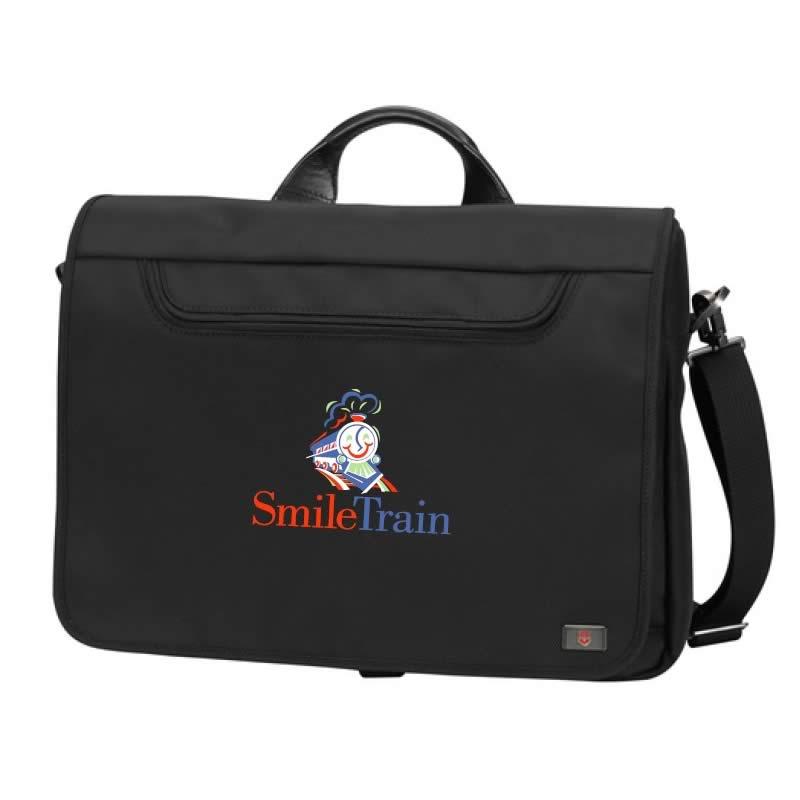SmileTrain messenger bag