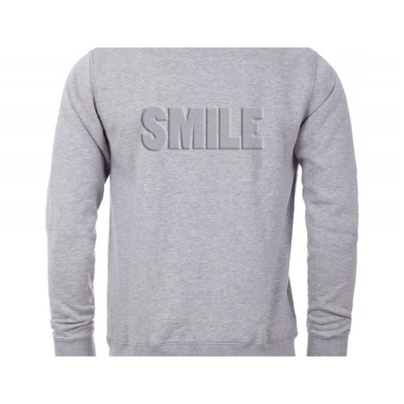SmileTrain smile virtual proof sweatshirt