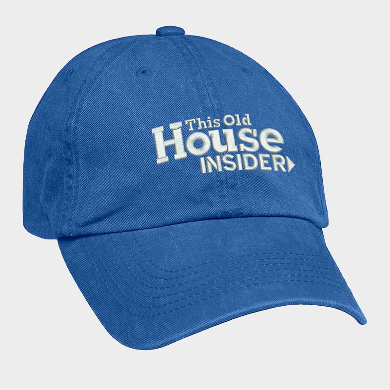 This Old House Insider Box Cutter Cap