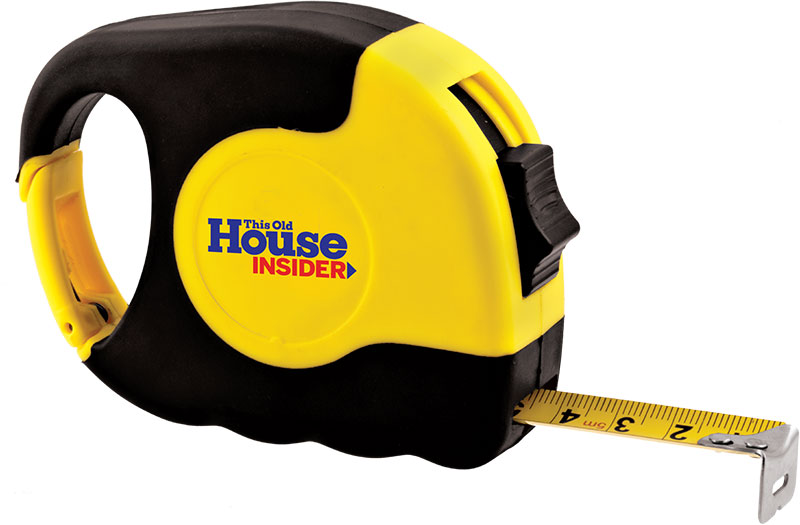 This Old House Insider Tape Measure