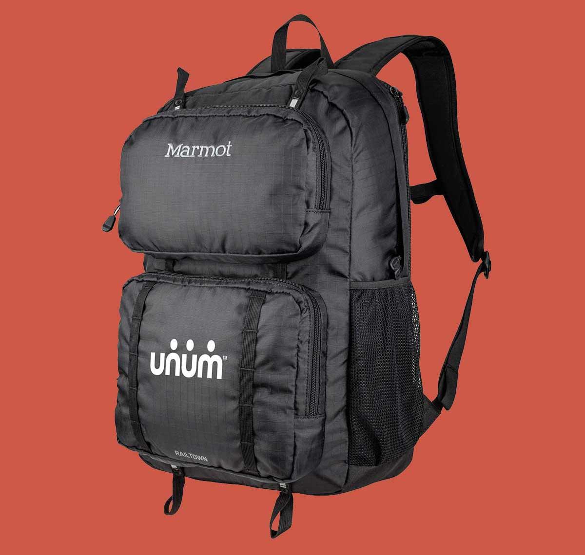 Unum Marmot Railtown Pack