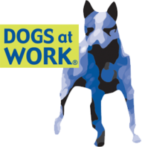 Dogs at Work logo