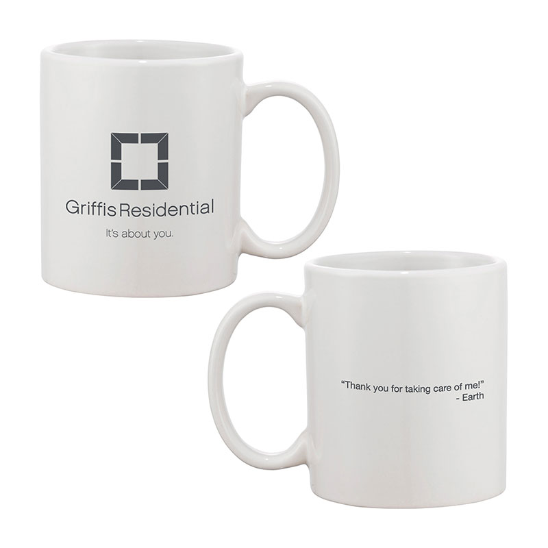 Griffis Residential mug