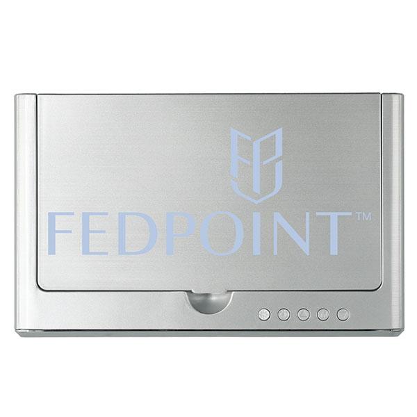 FedPoint Sanitizer Clock