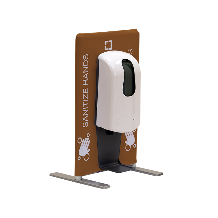 Griffis Residential Tabletop Hand Sanitizer Station